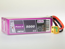 TopFuel LiPo 20C ECO X 2400mAh 4S 22400431_b_1